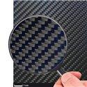 CARBON PLAAT ECOTECH (1100 X 700 X 2.0 MM)